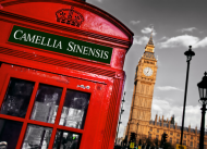 Puzle duże Londyn