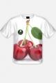 Koszulka Premium Wiśnia