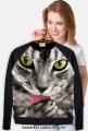 Damska bluza - Kot