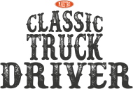 Koszulka męska Classic Truck Driver