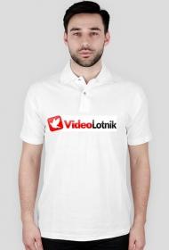 VideoLotnik - koszulka Polo
