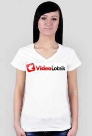 Koszulka damska VideoLotnik