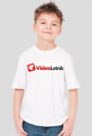 T-shirt chłopięcy VideoLotnik