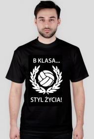 Koszulka logo czarna