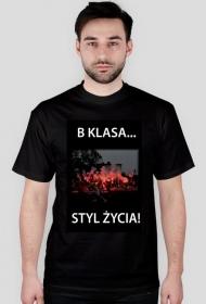 Koszulka czarna oprawa