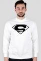 Bluzka z nadrukiem symbolu Superman