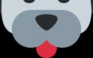 Maseczka - Dog's Face