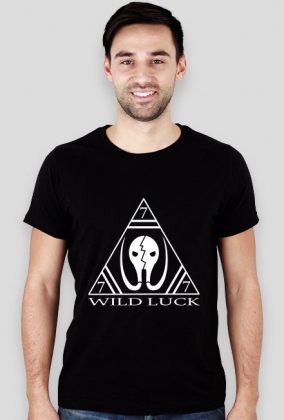 Koszulka męska WILD LUCK