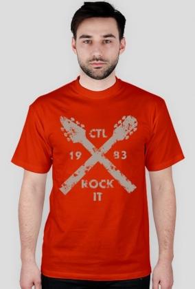 Koszulka męska ROCK IT