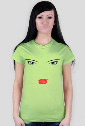 Koszulka damska  EYES 1