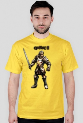 T-shirt Gothic 2 Paladyn (all colors)