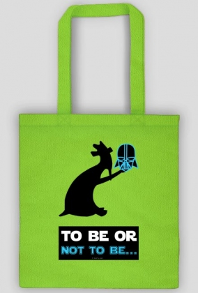 kozioł to be or not to be bag