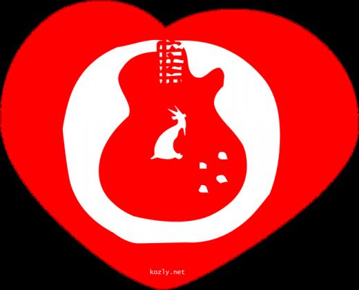 kozioł love rock man standard
