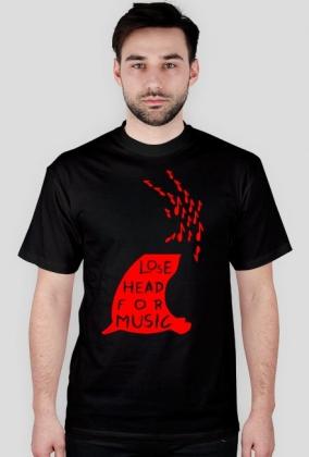 kozioł lose head red men standard