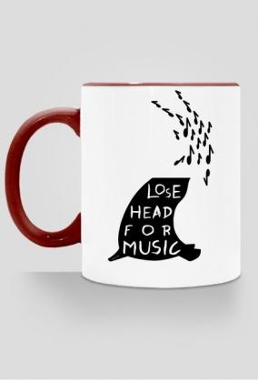koziol lose head cup black