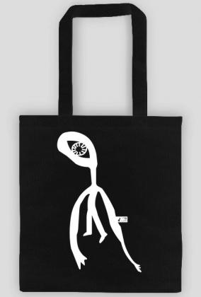 powłóczykij white bag