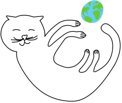 kotek śniadaniówka