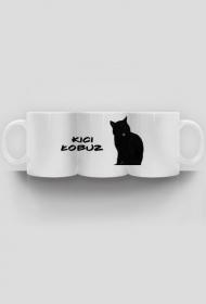 Kubek Kici Łobuz/Mug Kitty Brat