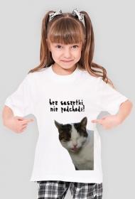 Koszulka Bez Saszetki Nie Podchodź