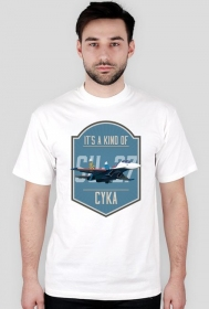 IT'S A KIND OF CYKA SU-27