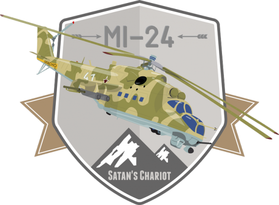 Mi-24 Satan's Chariot