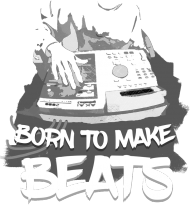 Born To Make Beats (czarna)