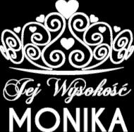 Koszulka personalizowana Jej Wysokość IMIĘ