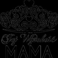 Poduszka/Poszewka na Dzień Mamy Jej Wysokość MAMA