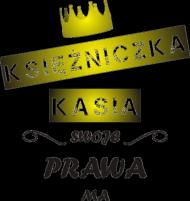 Poduszka/Poszewka presonalizowana z nadrukiem Księżniczka IMIĘ swoje prawa ma
