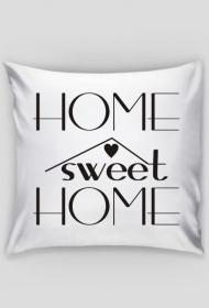 Home sweet Home czarna