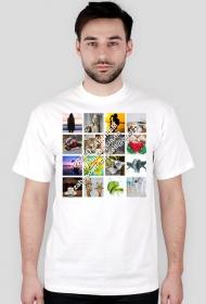 Koszulka ze zdjęciem/ z TWOIMI zdjęciami