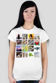 Koszulka ze zdjęciami / z TWOIMI zdjęciami