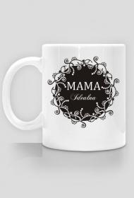 Kubek na Dzień Mamy z nadrukiem Mama Idealna
