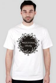 Koszulka z nadrukiem Mężczyzna Idealny