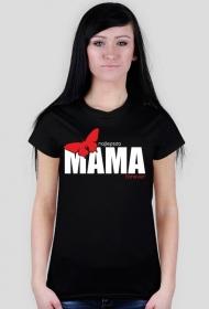 Koszulka z nadrukiem na Dzień Mamy Najlepsza Mama forever
