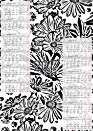 Kalendarz 2017 wzór 19 + Twoje zdjęcia