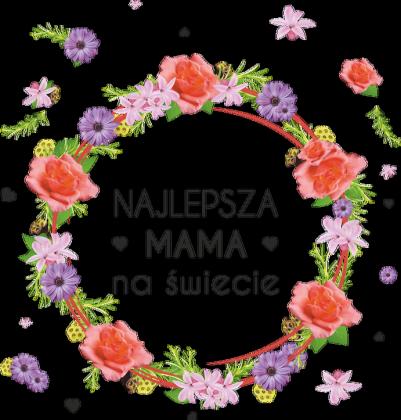 Poszewka/ Poduszka NAJLEPSZA MAMA NA ŚWIECIE