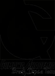 Bluza męska GUMOWA AKADEMIA Break Dance Team