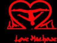 Love Machowe bluza z kampturem na zamek