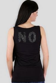 Yes No czarna/biała