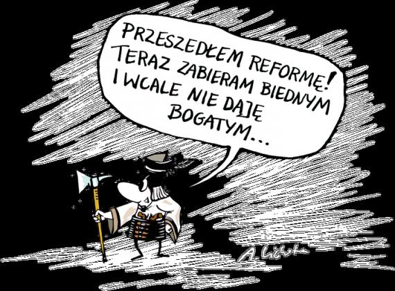 Janosik czarna