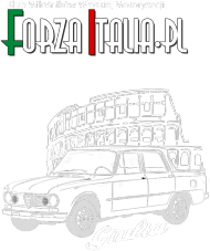 Koszulka Alfa Romeo Giulia kolor