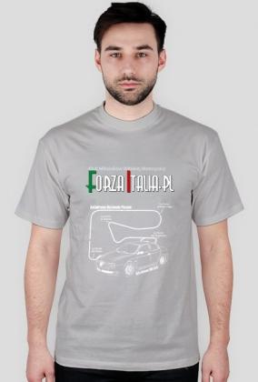 Koszulka Alfa Romeo 156 GTA kolor
