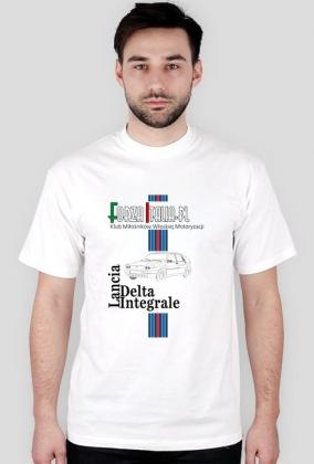 Koszulka Lancia Delta Integrale biała