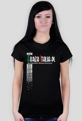 Koszulka damska Forza kolor