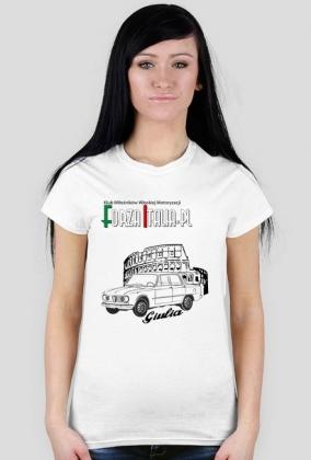 Koszulka damska Giulia biała