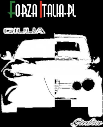 Koszulka ForzaItalia.pl Giulia