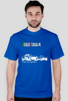 ForzaItalia.pl Fiat 124 Spider