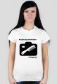 Koszulka damska #zdjeciegrzebieniem 2