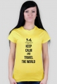 Koszulka damska Keep Calm